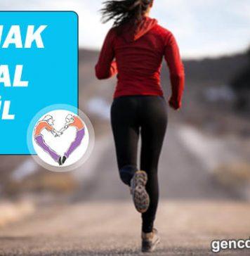 Koşmak Doğal Değil