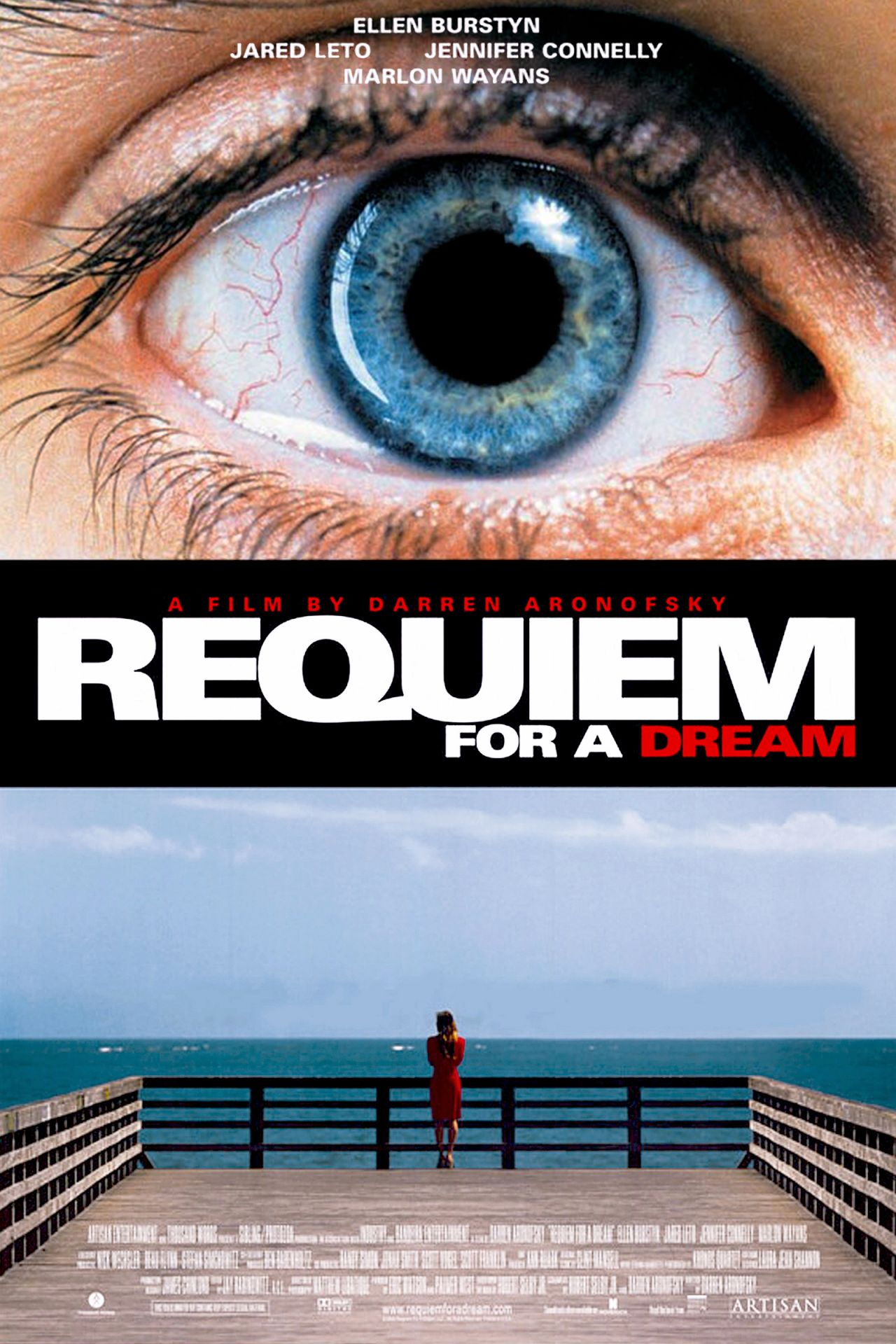 Requiem For A Dream Bir Rüya İçin Ağıt