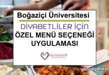 diyabet menü