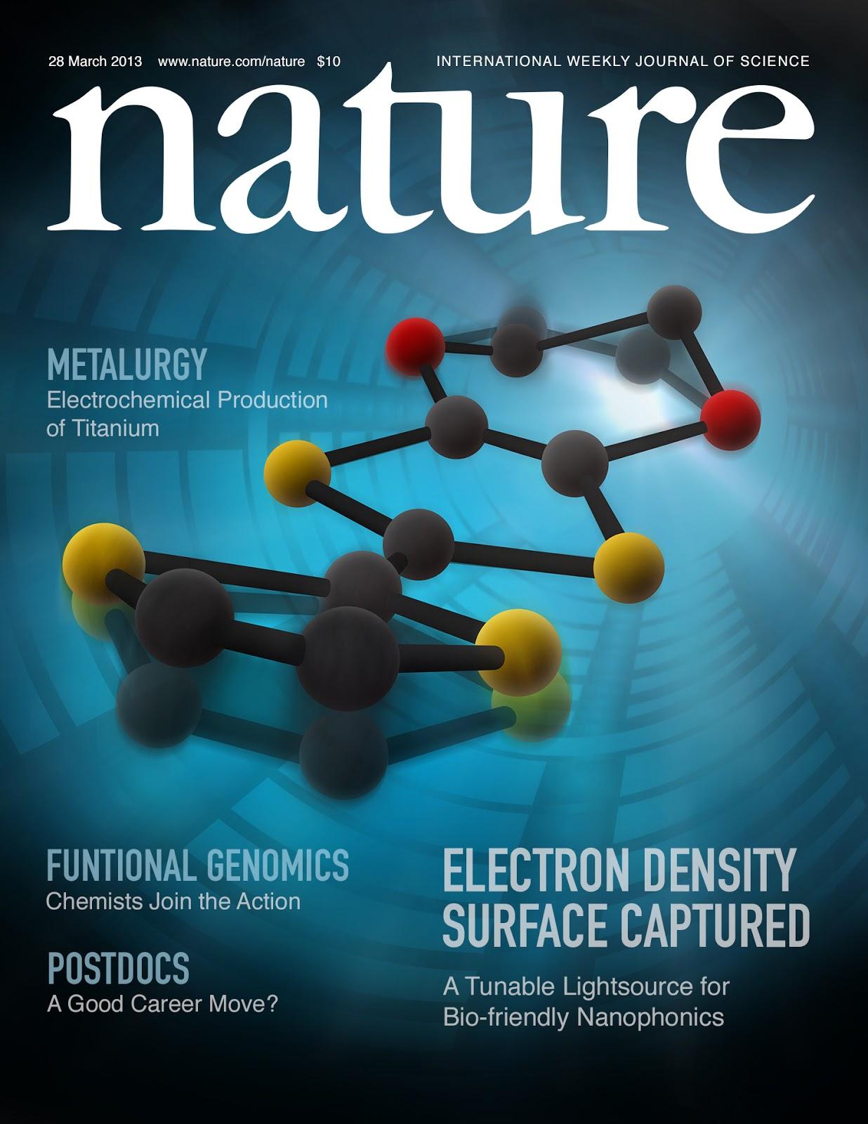 nature dergisi