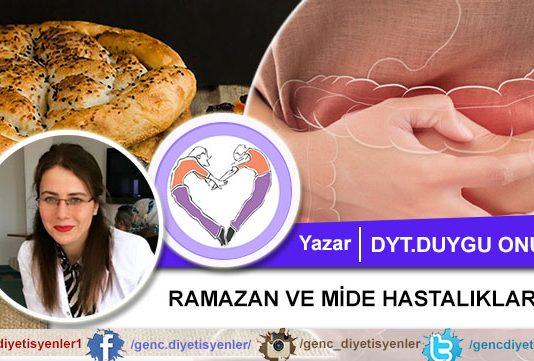 Duygu Onur Ramazan Ve Mide Hastalıkları