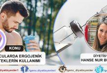 Hanse Nur Büyükdağ - Sporcularda ergojenik desteklerin kullanımı