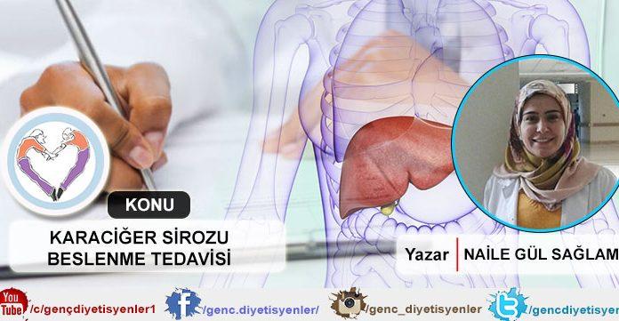 Naile Gül Sağlam Karaciğer Sirozu ve Beslenme Tedavisi
