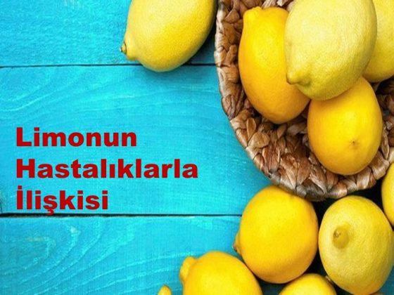 Limonun hastalıklarla ilişkisi - Diyetisyen Senem DURAN