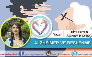 Diyetisyen Sonay Kayıkçı Alzheimer ve Beslenme