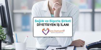 diyetisyen iş ilanı sağlık ve sosyal
